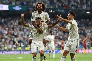 Real vs Roma (3-0): 'Số 7 mới' không chịu lép vế trước Isco và Bale