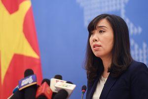 BNG thông tin thêm về 4 người Việt bị nghi trộm cắp tại Singapore