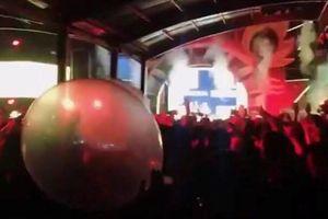 Nghi vấn lễ hội âm nhạc bán bóng cười: Đang điều tra