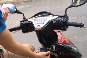 Triệt phá đường dây trộm cắp xe máy xuyên quốc gia