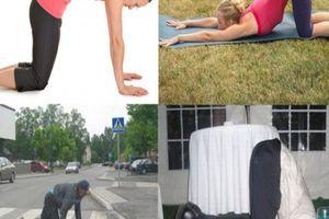 'Đệ tử lưu linh' phát minh ra các tư thế tập yoga