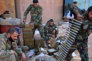 Quân đội Syria phát hiện thứ bất ngờ trong sào huyệt IS