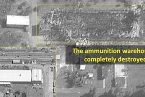 Sức mạnh, độ chính xác của Không quân Israel khi không kích Syria