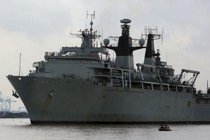 Việt Nam lên tiếng về hoạt động của tàu Anh, Nhật ở Biển Đông