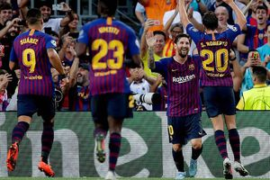 Li ha ca Lionel Messi
