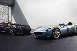 Ngắm hai siêu phẩm đặc biệt, cực mạnh Ferrari vừa ra mắt