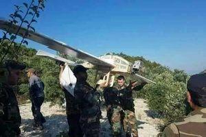 Quân đội Syria chặn đứng cuộc tấn công bằng máy bay không người lái