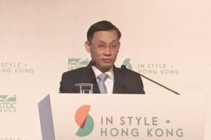Thứ trưởng Ngoại giao Lê Hoài Trung: Việt Nam - Hongkong hợp tác vì sự thịnh vượng