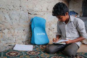 Báo động tình trạng trẻ em thất học trên thế giới
