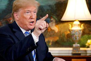 Tổng thống Trump chỉ ra 'sai lầm tồi tệ nhất' trong lịch sử nước Mỹ