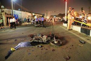 Đề nghị truy tố vụ tài xế xe khách tông chết hai bé gái ở Bình Dương