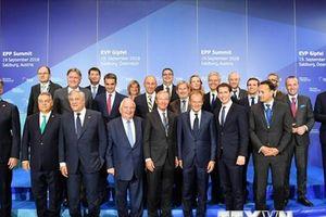 Lãnh đạo Liên minh châu Âu đồng loạt bác đề xuất của Anh về Brexit