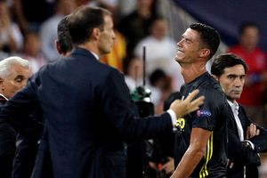 Ronaldo ra mắt thảm họa tại Champions League