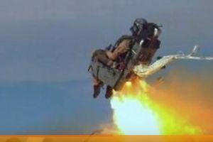 Chiến đấu cơ MiG-31 rơi tại miền Trung nước Nga