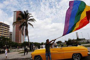 Tổng thống Miguel Diaz Canel - người lãnh đạo đầu tiên của đất nước Cuba lên tiếng ủng hộ hôn nhân đồng giới
