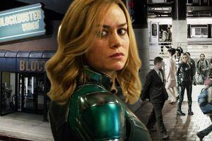 Câu hỏi lớn nhất cần giải thích: Bối cảnh của 'Captain Marvel' được lấy vào năm nào?