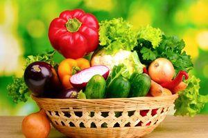 Tăng nguy cơ bệnh tật do ăn nhiều thịt, ít rau cá