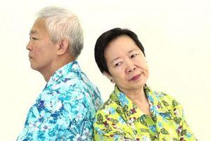 Giận hờn của vợ chồng già