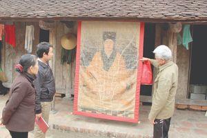 Lưu giữ báu vật hơn 300 năm về danh nhân Nguyễn Quán Nho