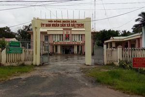 Bắt tạm giam một cán bộ tư pháp ở Kiên Giang