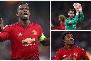 Chấm điểm Young Boy 0-3 MU: Ngả mũ trước đội trưởng Paul Pogba
