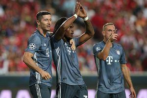 Dư âm Bayern Munich - Benfica: Ngày về trong mơ của 'Cậu bé vàng'