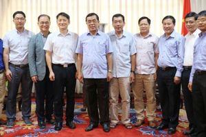 Tập đoàn Posco - Hàn Quốc nghiên cứu đầu tư vào Quảng Trị