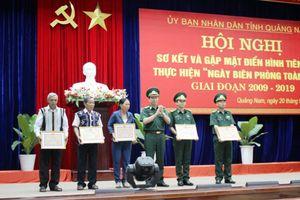 Quảng Nam: Quyên góp 2,4 tỷ đồng 'Vì những con tàu xa khơi'