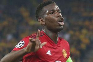 Pogba: 'Tôi hứa với Mourinho sẽ không phạm sai lầm'
