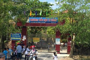 Hải Dương: Trường tiểu học Lê Hồng có dấu hiệu 'lạm thu'?