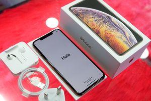 Cận cảnh iPhone Xs Max vàng đầu tiên tại Việt Nam, giá lên tới 79 triệu đồng