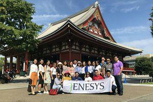 Giao lưu cán bộ, công chức hành chính trẻ Việt Nam - Nhật Bản