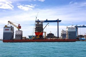 Bà Rịa - Vũng Tàu: Tìm giải pháp xử lý bùn nạo vét của các dự án cảng biển