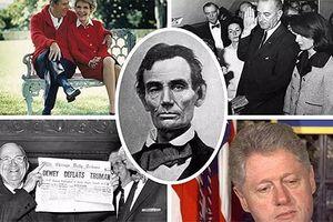 Tiết lộ những sự thật lạ lùng về các đời Tổng thống Mỹ