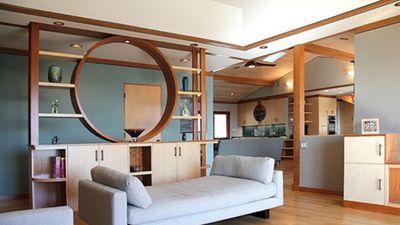 10 mẫu vách ngăn khiến nhà đẹp lung linh, nhất định phải sắm