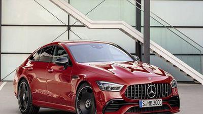 'Soi' chi tiết Mercedes-AMG GT 43 mới giá 2,57 tỷ đồng