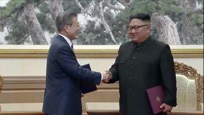 Lãnh đạo Kim Jong-un hứa đến thăm Hàn Quốc