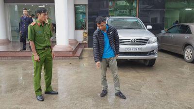 Tài xế xe tải đấm công an bảo vệ Ngân hàng BIDV nhập viện