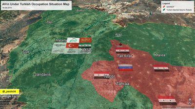 Chin binh Kurd Syria liên tc phc kích ám sát các tay súng thánh chin