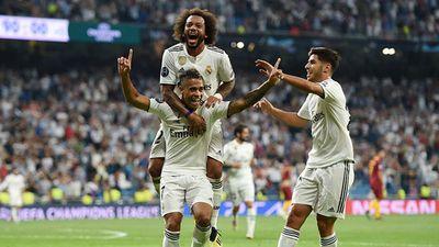Real vs Roma (3-0): 'Số 7 mới' không chịu lép vé trước Isco và Bale