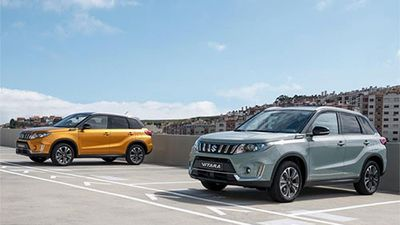 Xe 'ế' tại Việt Nam - Suzuki Vitara sắp ra mắt bản 2019