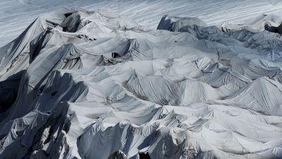 Trái Đất ấm lên, Thụy Sĩ sẽ không còn những đỉnh núi băng tuyết?