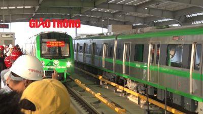 Đường sắt Cát Linh-Hà Đông liệu có 'khắc chế' được tắc đường?