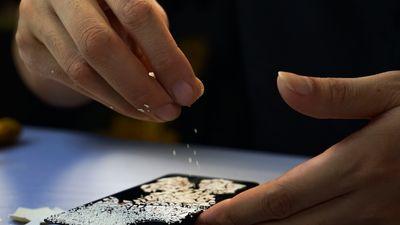 Sản xuất ốp điện thoại bằng trứng, vàng giá hàng triệu đồng