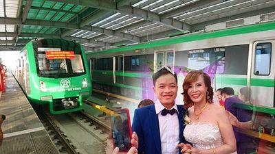 Tàu Cát Linh - Hà Đông chạy thử, đám cưới cô dâu 61 chú rể 26 được tìm đọc nhiều nhất ngày