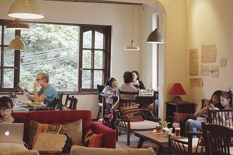 Xofa Cafe: Khuc tru tinh giua long Ha Noi - Anh 2