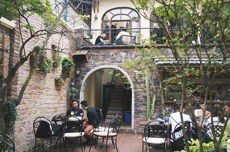 Xofa Cafe: Khuc tru tinh giua long Ha Noi - Anh 5
