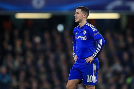 Eden Hazard noi gi ve tin don den Real? - Anh 1