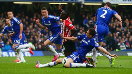 Southampton – Chelsea: The Blues 'di de, kho ve' - Anh 1