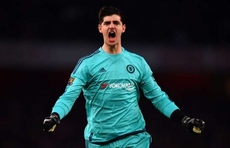 Courtois lam ro vu chuyen toi Real Madrid - Anh 1